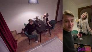 blogger banged a virgin bitch in anal – hidden camera (belleniko) – teen porn