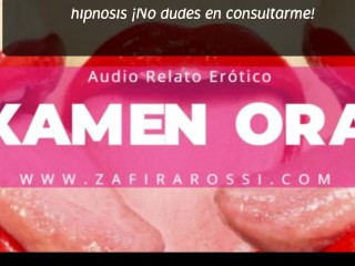 Relato espa ol/argentina por examen relato audio