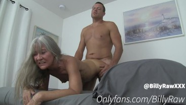 GILF Gets Fucked During Massage -Leilani Lei