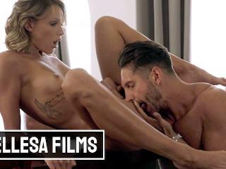 Bellesa - Super Sexy Emma Hix Gets Her Pussy Licked & Fucked Hard
