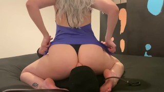 Gratis porno film - Facesitting Smother Belt String- Volledige Video Op Alleen Fans