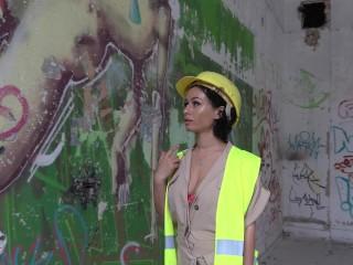 Alles Für Die Kunst – Lost Place Rettungsfick In Berlin Teil 1