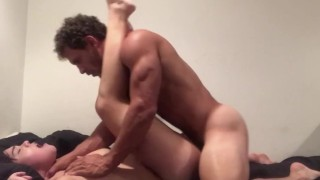 She loves a good hard ass pounding!! Missionary anal ((15 min full length video on my official site)