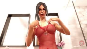 AMNESIA:Wet Tits In The Bathroom-Ep23