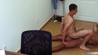 DIRTY SCOUT 241 – The Dirty Offer Surprised Him A Lot But He Didn't Hesitate To Suck Some Cock