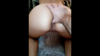 Dirty Talk cheating Wife tells husband about Fucking his Friend, Part 3