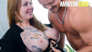 ReifeSwinger – Tattooed Polish Newbie Hot Shower Fuck With Big Dick Stud – AMATEUREURO