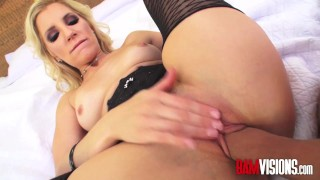 Hot Blonde MILF Ashley Fires