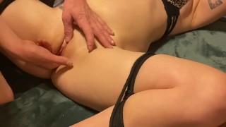 Bondage Clit/Pussy Play
