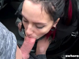 Alternative Punk Street Whore Fucked for e50 amature homemade sex