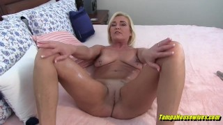 A Hot Milf Housewife Who Just Wants to Please
