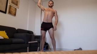 Películas sexo - El Entrenamiento De Gary Lo Pone Cachondo - Adora A Un Semental Alfa Str8 -