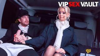 FuckedInTraffic – BIG CHRISTMAS PACKAGE! Lynna Nilsson Swedish Babe Hot Car Sex – VIPSEXVAULT