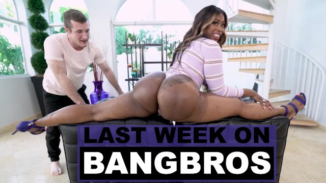 Last Week On BANGBROS: 12/05/2020 - 12/11/2020