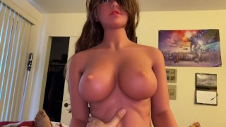 Premium Sex Doll Fucking Part 5