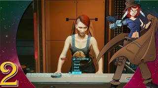 Best Pornos - Purity Sin Exploring Cyberpunk 2077 Street Route Part Two V Goes Nude For Science