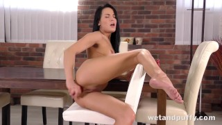 Fingers In Pussy And Ass For Horny Lexi Dona