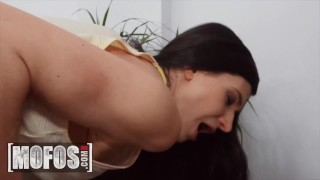Mofos - Ukrainian Goddess Arian Joy Fished From The Street For A Hot & Wild Fucking