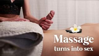 Masażystka W Domu Nie Mogła Się Powstrzymać Od Spalenia Mnie - Hot Sex Tube