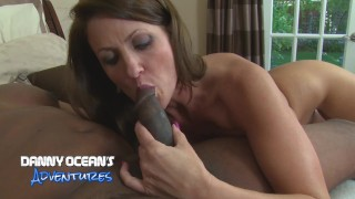 DOCEAN Big Tit MILF Taylor Ann Creampied by BBC