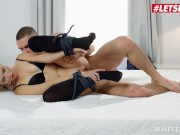 WhiteBoxxx - Lika Star Gorgeous Ukrainian Teen Kinky Pussy Fuck With Horny Lover - LETSDOEIT