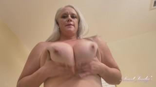 Video Pornos - Busty Milf Auntjudys Big Tit Milfs Busty 40Yo Cameron's Big Tit Yoga Workout