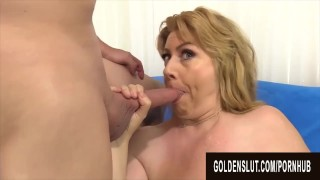 Golden Slut – Aunties Stuffing Their Mouths Compilation