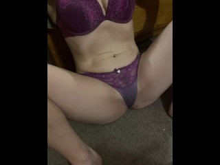 My Wife just sexted me 3 photos & a short video of herself masturbating while I'm at work