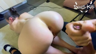 ONLY HARD ANAL FUCK! NATALY GOLD!