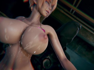 Shadow Monster Part 2 [3D][Honey Select 2]