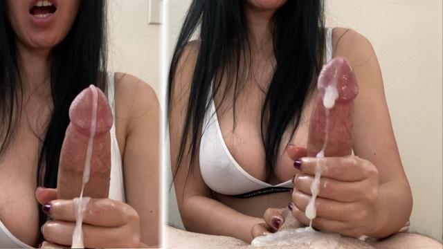 Amateur Huge Cock Sleeve