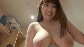 155cm K cup cute gir②pompino, sega con le tette, rimming, Clean BlowJob, creampie in un internetcafe