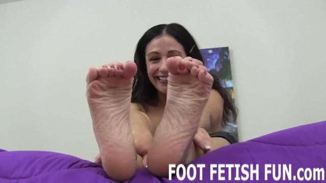 Feet Fetish Porn