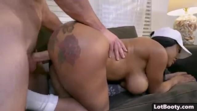 Brunette Big Ass Big Tits