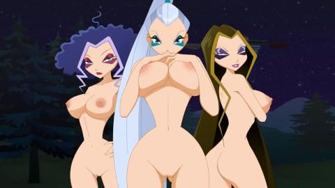 Club porno winx WinX Club