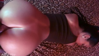 I spread her beautiful and tight asshole and fill it with cum POV ANAL