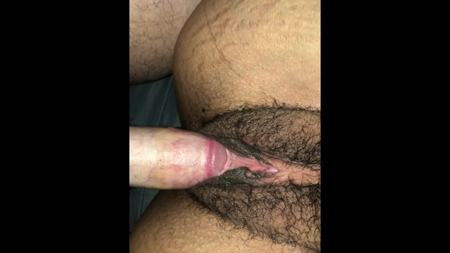 Hairy Thai Pussy Creampie