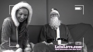 pilation of Lelu Love XXXmas videos creampie sex lactation & lots more – Lelu Love