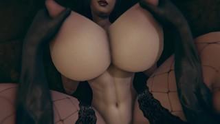 Filmes pornôs caseiros - Big Boobs Monstro Sombra Parte 3 [3D] [Mel, Selecione 2