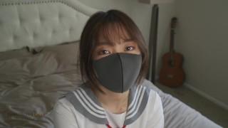 在采访玩偶后操一个穿着JK制服的角质中国女学生