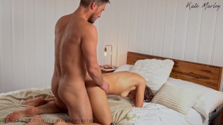 Kate was Feeling Frisky after a Fun Date with Chris - Kate Marley