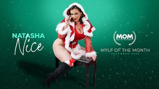 Busty MILF Natasha Nice Rough Holiday Fuck – MYLX x PORNHUB EXCLUSIVE