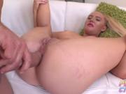 First Anal for Big tit slut Paisley Porter