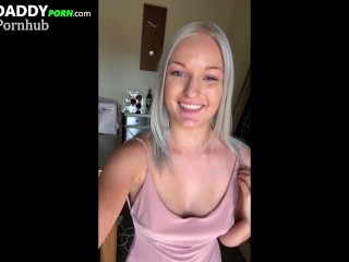 Victoria Wanted An Older Man To Take Control And Fuck Her Right
