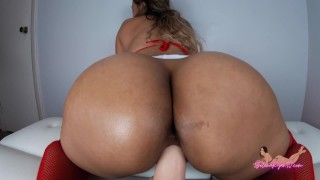 Dildo Ride: Hot Latina Nurse Cures your Ass Addiction – SelenaRyan