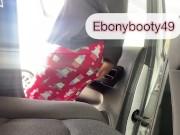 Ebony farting comp
