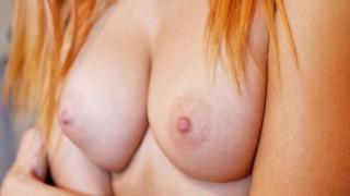 ScrewMeToo Freckled Ginger Spreads Em Wide With Pride