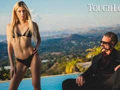 TOUGHLOVEX Gorgeous Nella Jones gets pr...