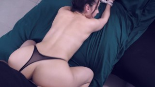 Cumshot in my thight ass (ANAL POV) – Ciara Levi Rose