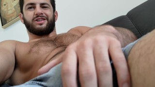 Mejor porno - Cocky Straight Male Invites You Over - Workout Buddy - Hairy Chested Hunk